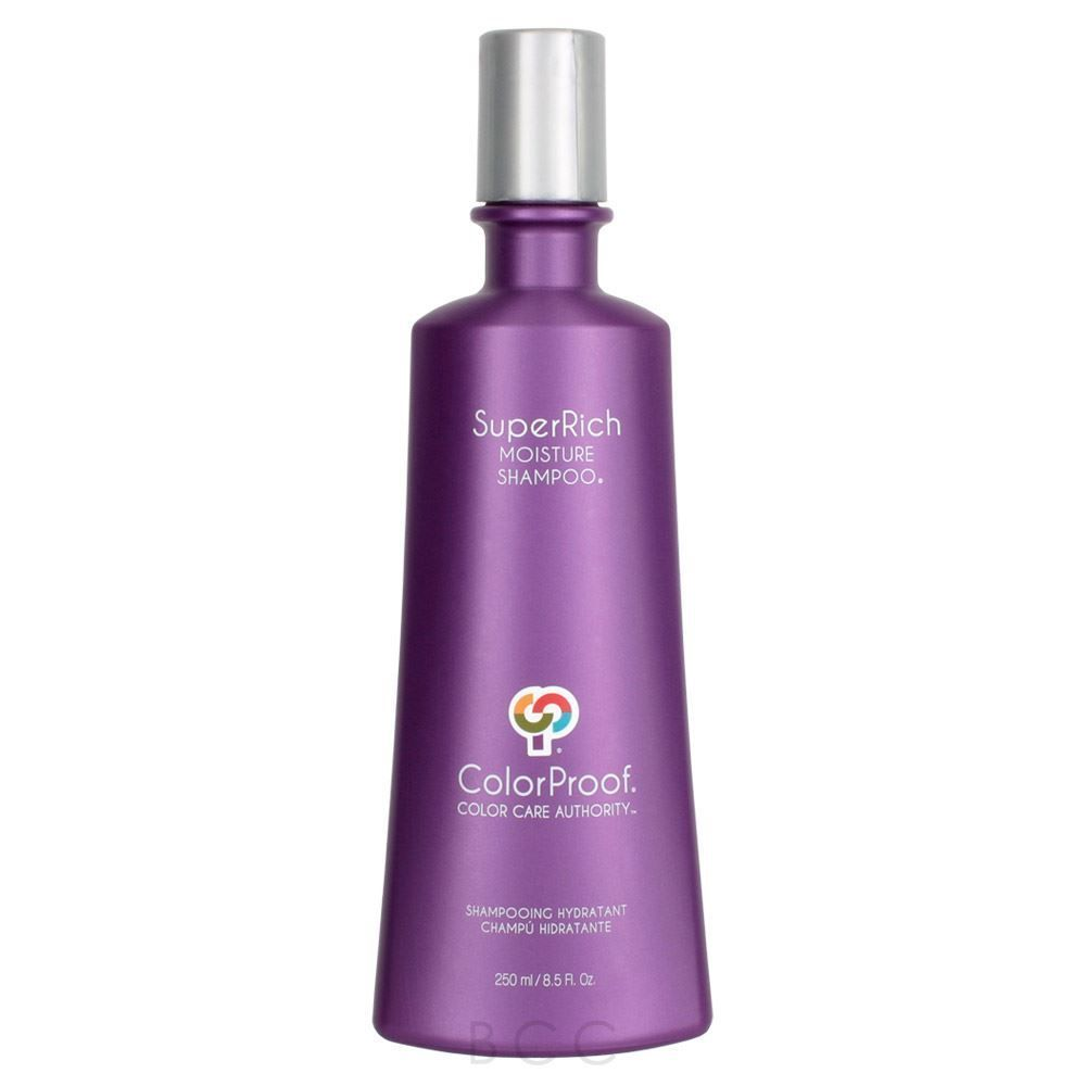 SuperRich Moisture Shampoo