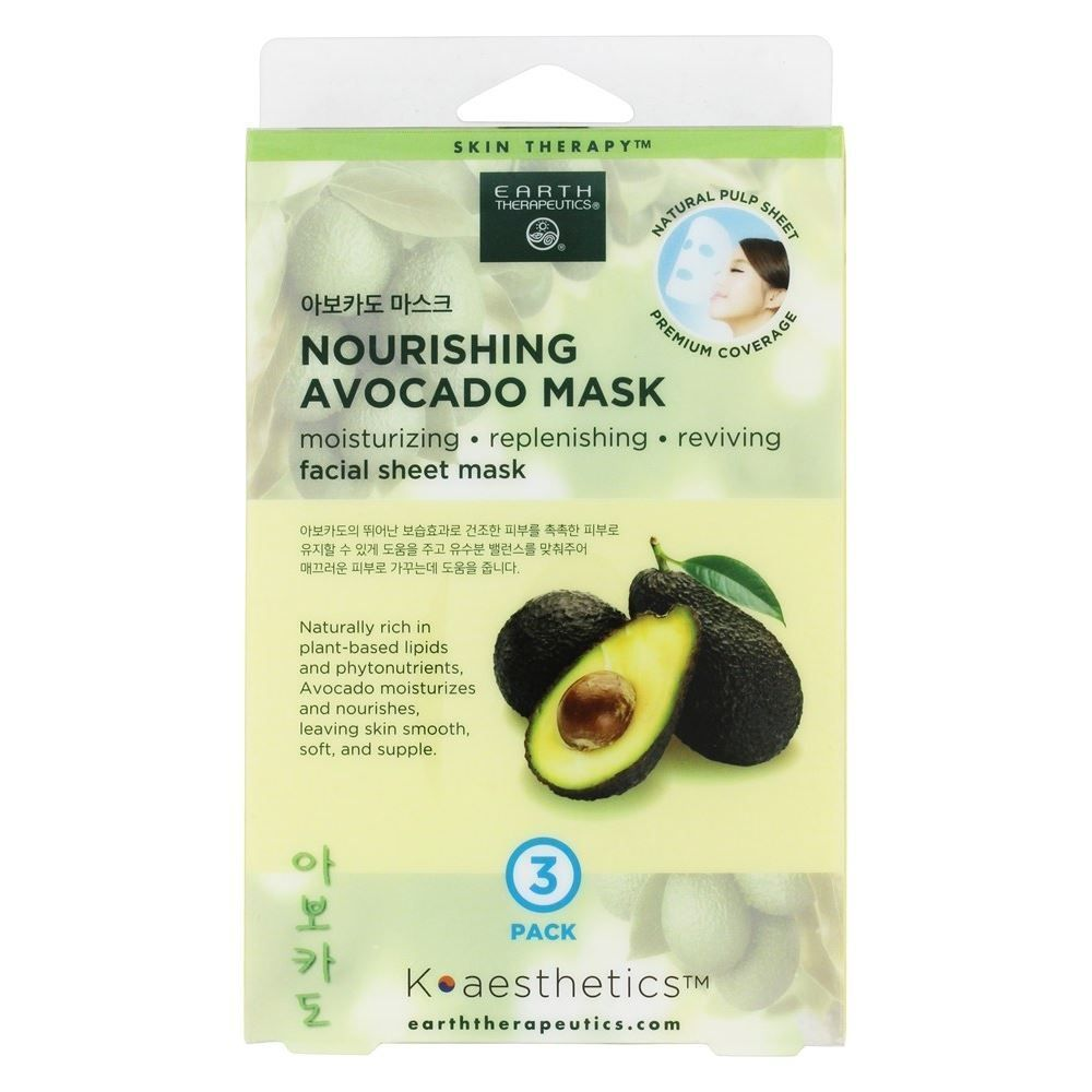 Nourishing Avocado Mask