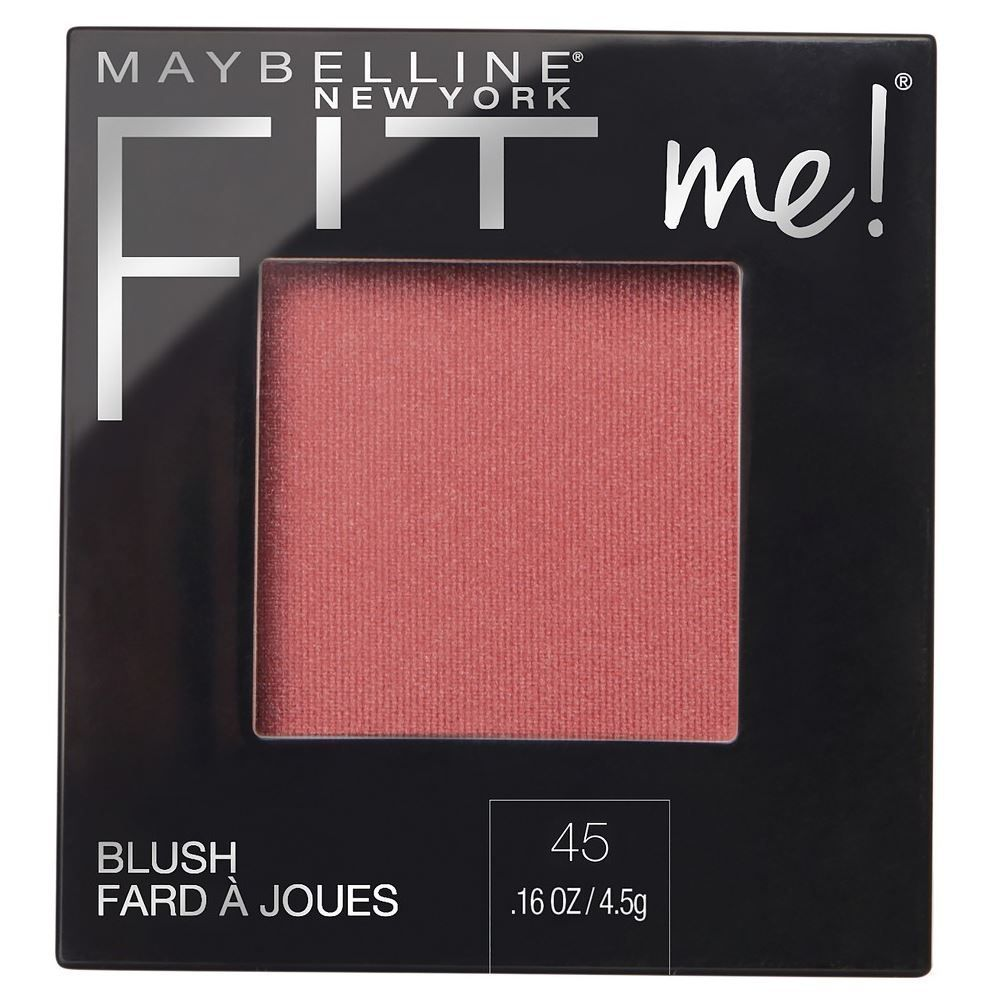 Fit Me Blush - Plum