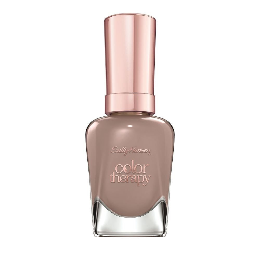 Color Therapy Nail Polish - Steely Serene
