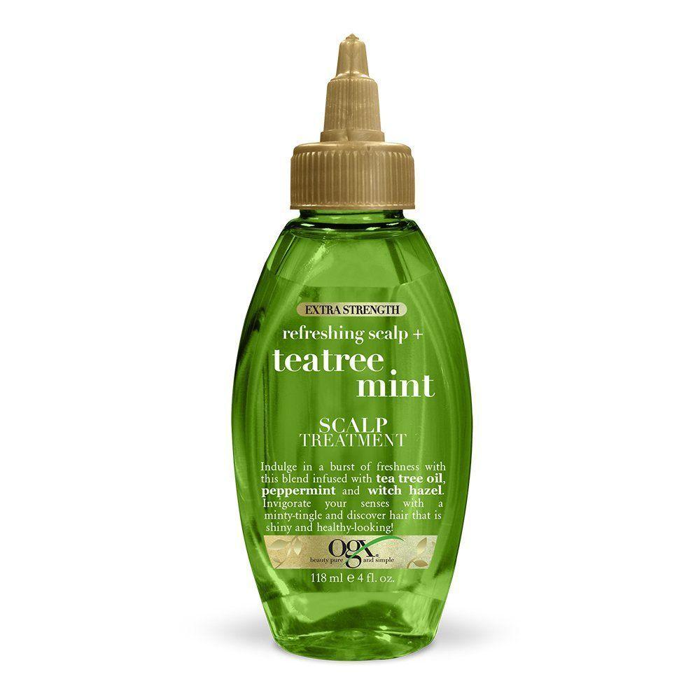 Extra Strength Refreshing Scalp Tea Tree + Mint Scalp Treatment