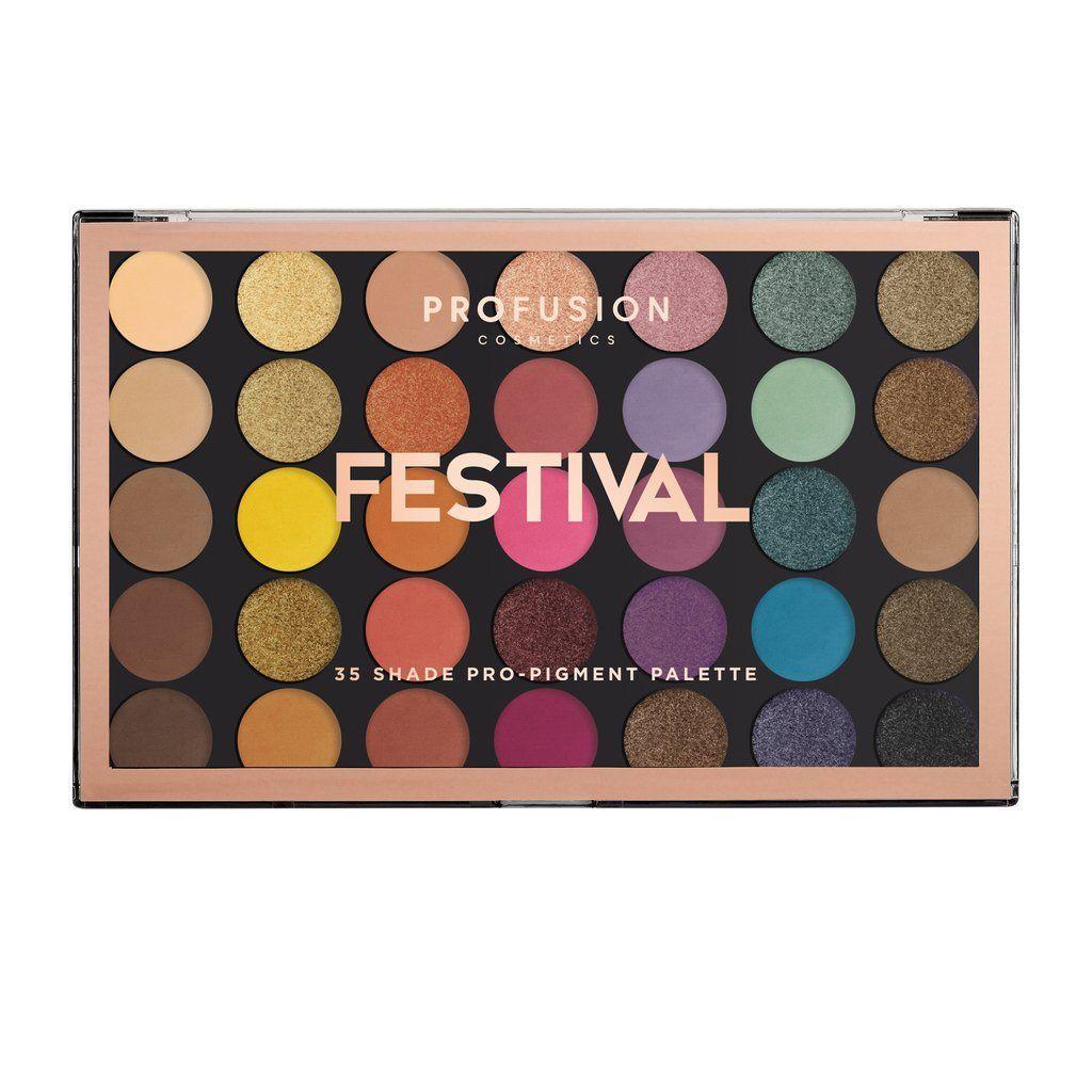Festival Palette
