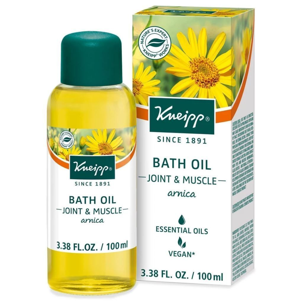 Arnica Bath Oil - Joint & Muscle