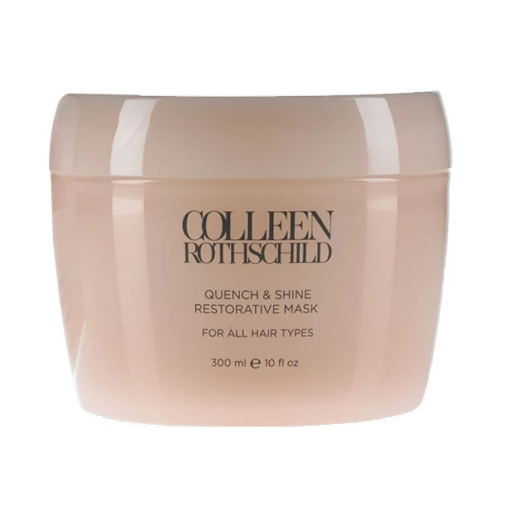 Quench & Shine Restorative Mask