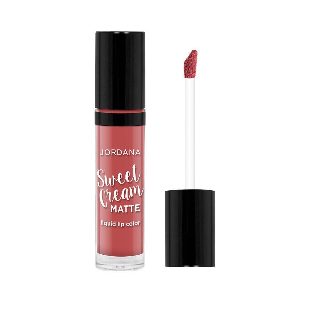 Sweet Cream Matte Liquid Lip Color