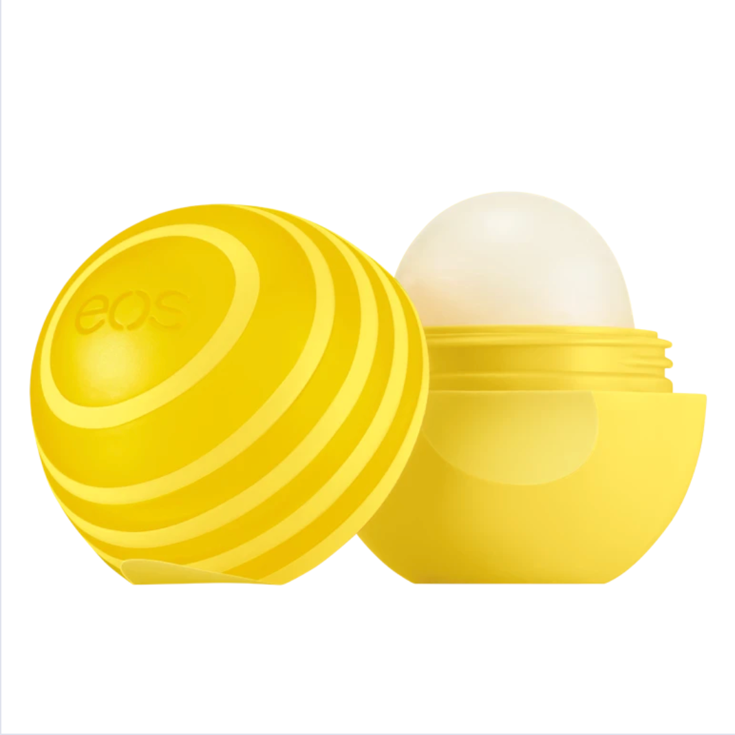 Active Lip Balm - lemon twist with spf 15