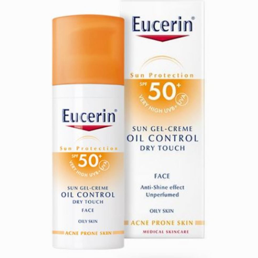 Sun Gel-Creme Oil Control Dry Touch SPF50+