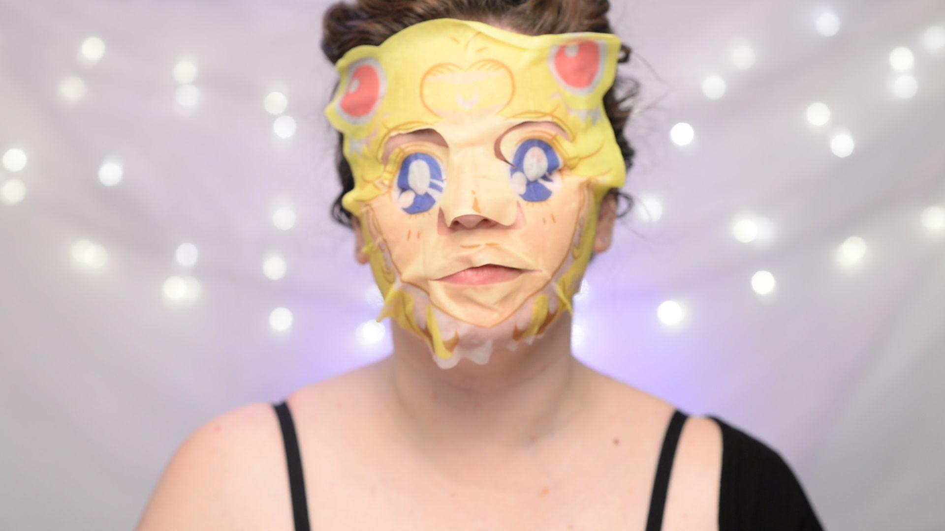 Sailor Moon CharaChan Mask