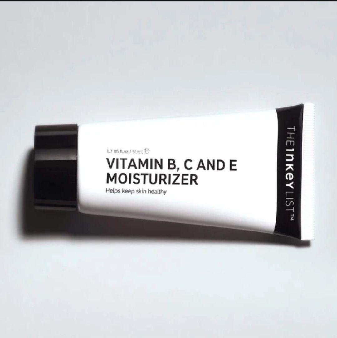Vitamin B, C and E Moisturizer