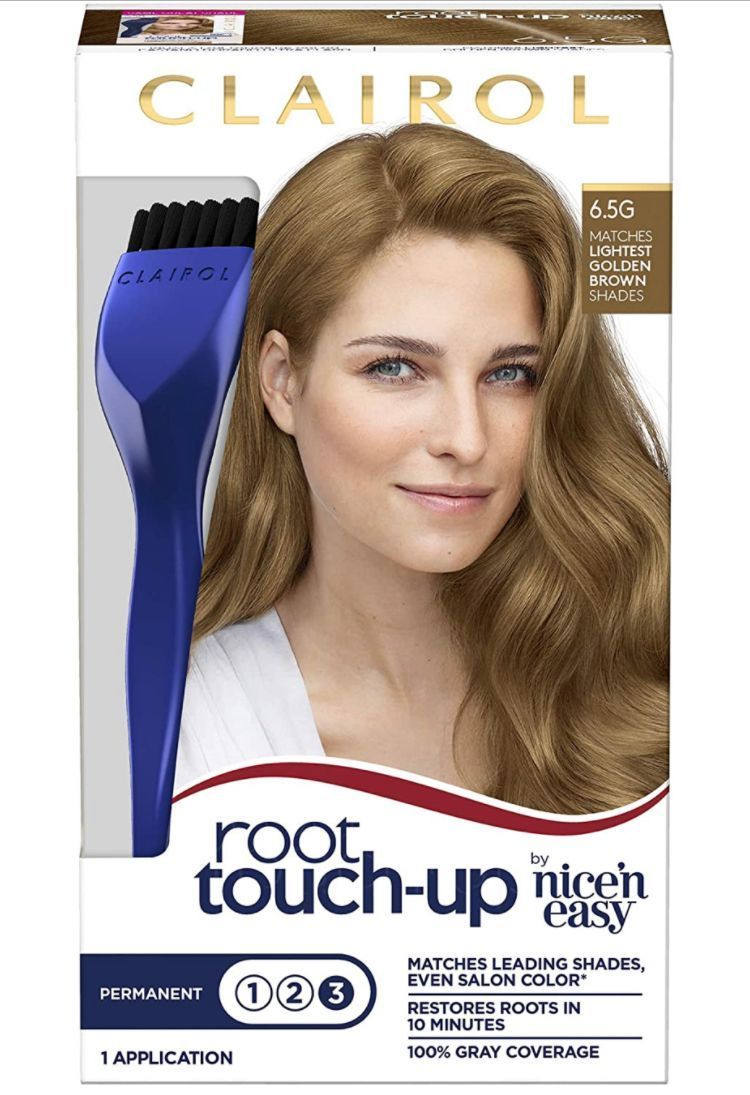Nice n Easy Root Touch Up 6.5G Lightest Golden Brown
