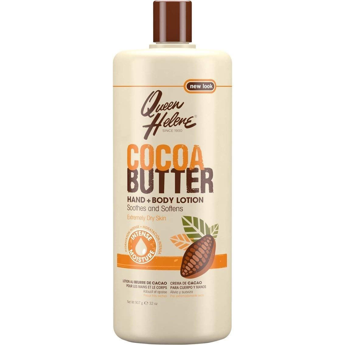 Cocoa Butter Hand + Body Lotion