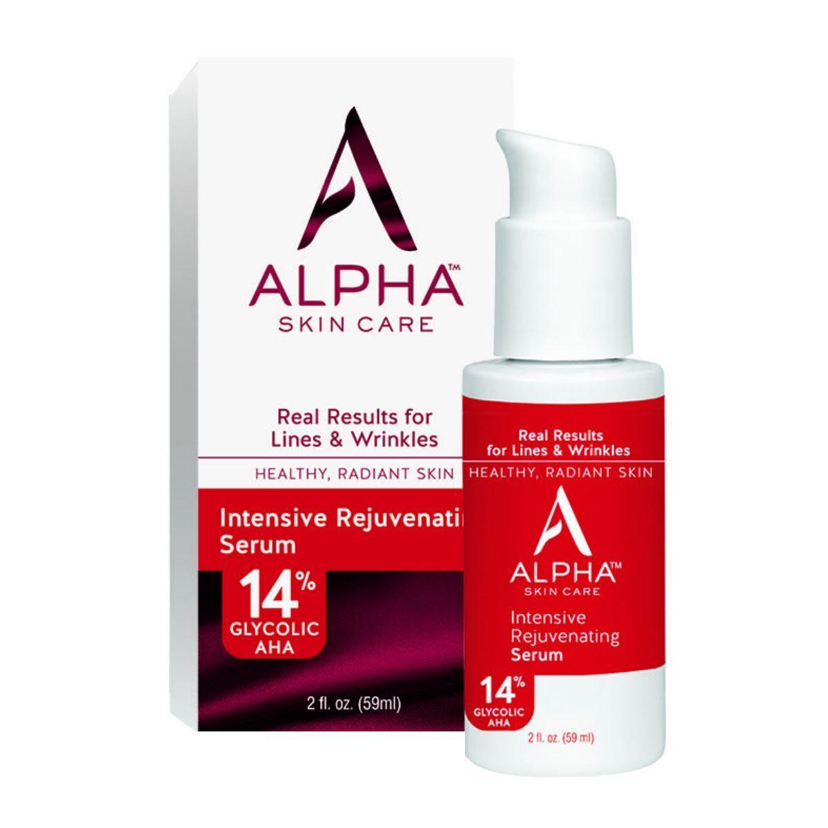 Intensive Rejuvinating Serum 14% Glycolic AHA