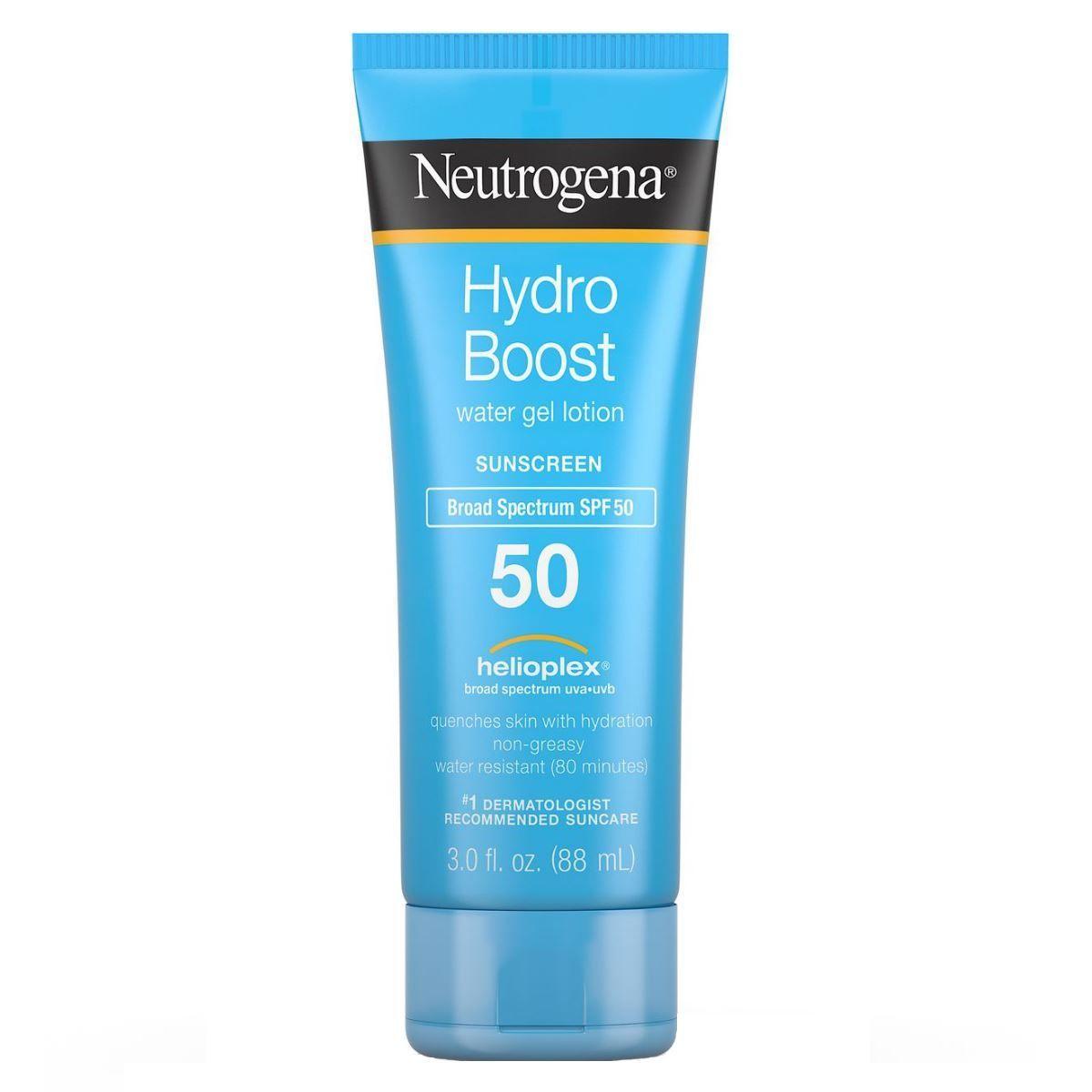Hydro Boost Water Gel Lotion Sunscreen SPF 50