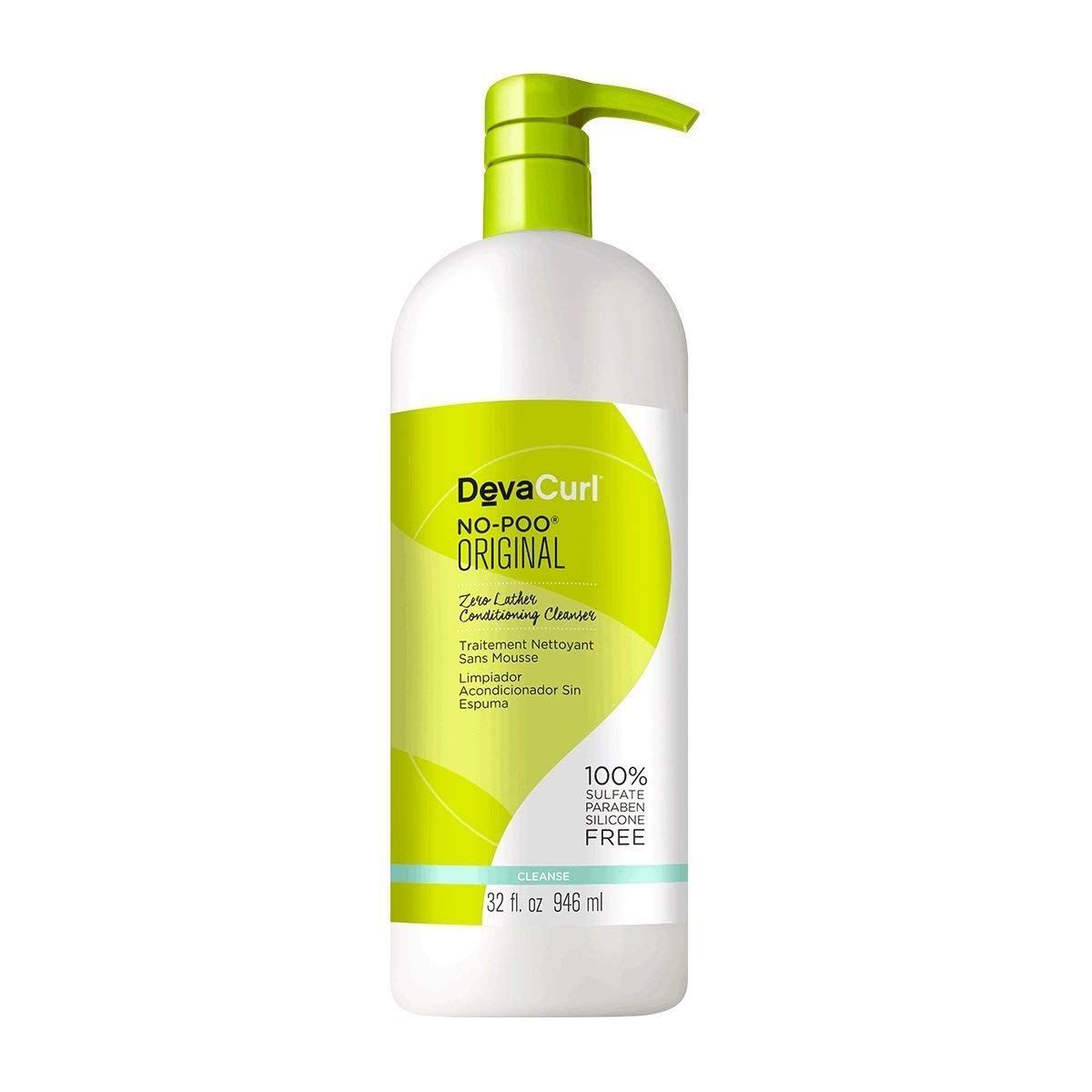 No Poo Original Zero-Lather Conditioning Cleanser