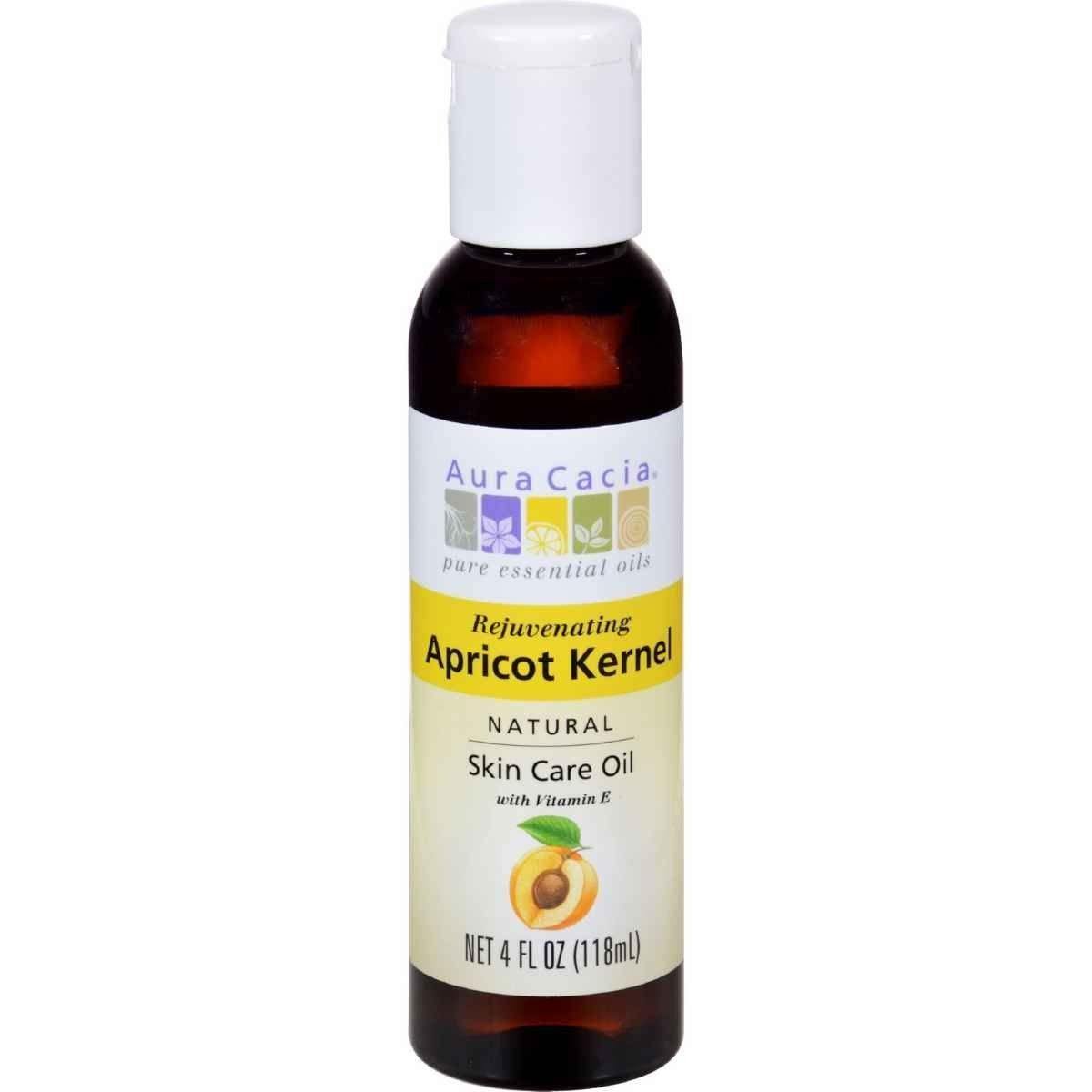 Rejuvenating Apricot Kernel Natural Skin Care Oil