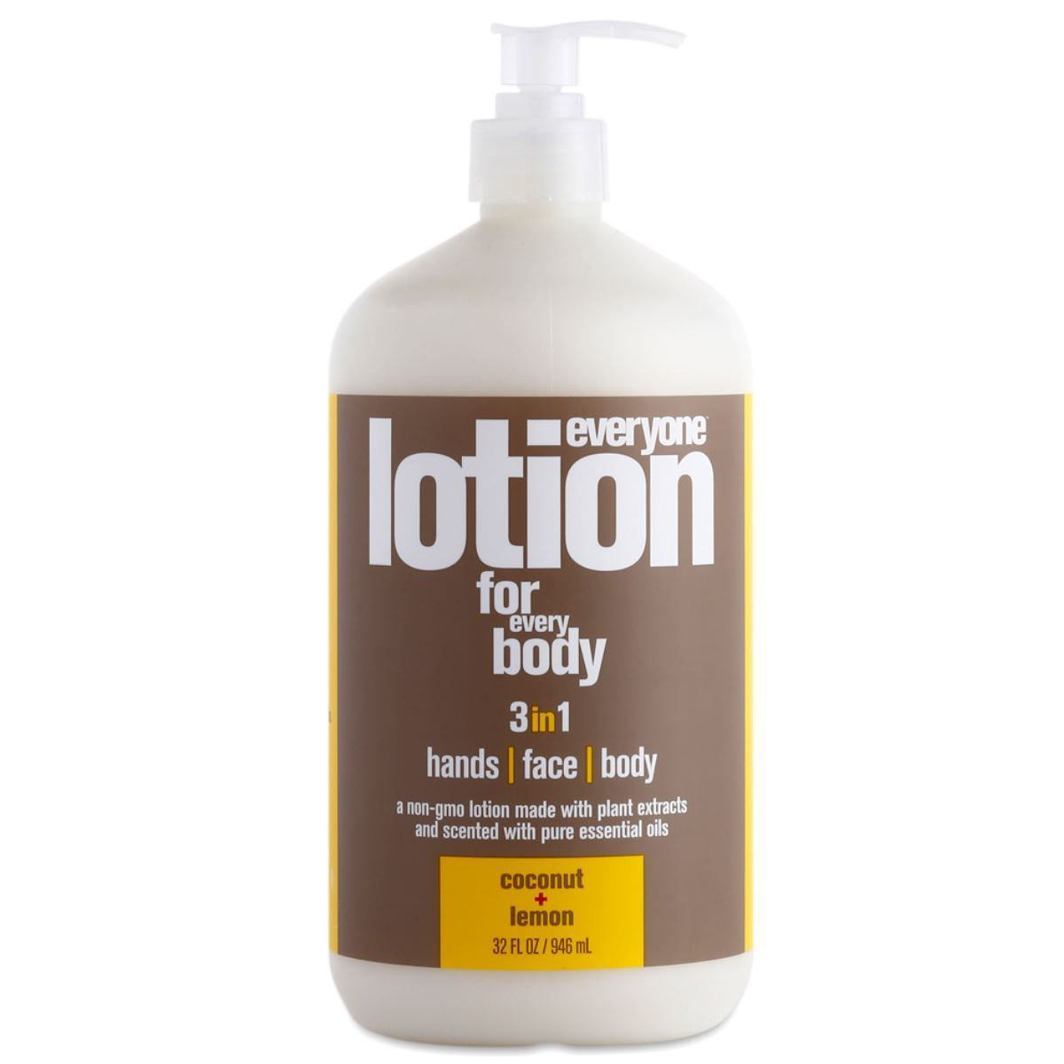 Everyone Lotion for Every Body - Coconut + Lemon
