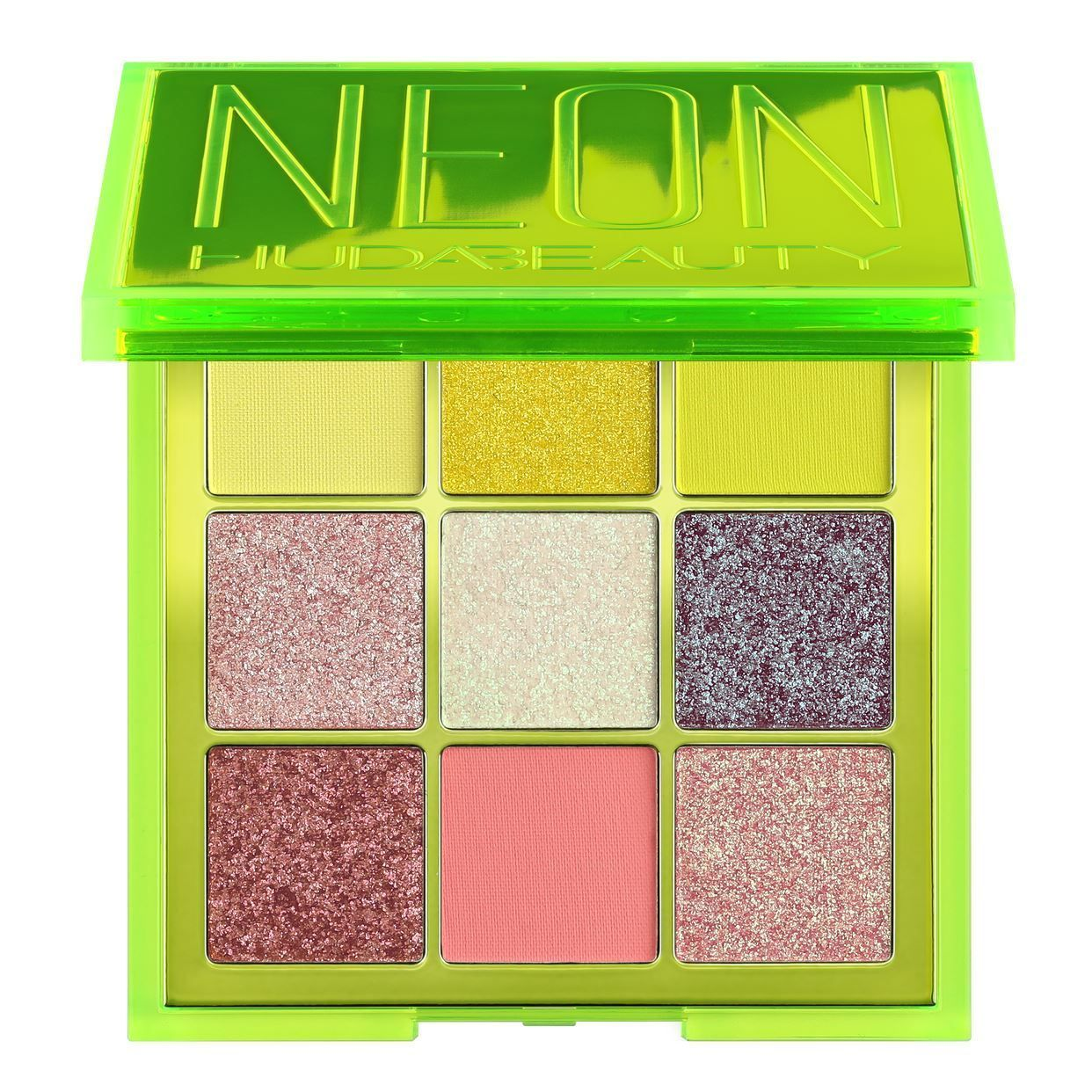 Neon Obsessions Eyeshadow Palette  - Neon Green