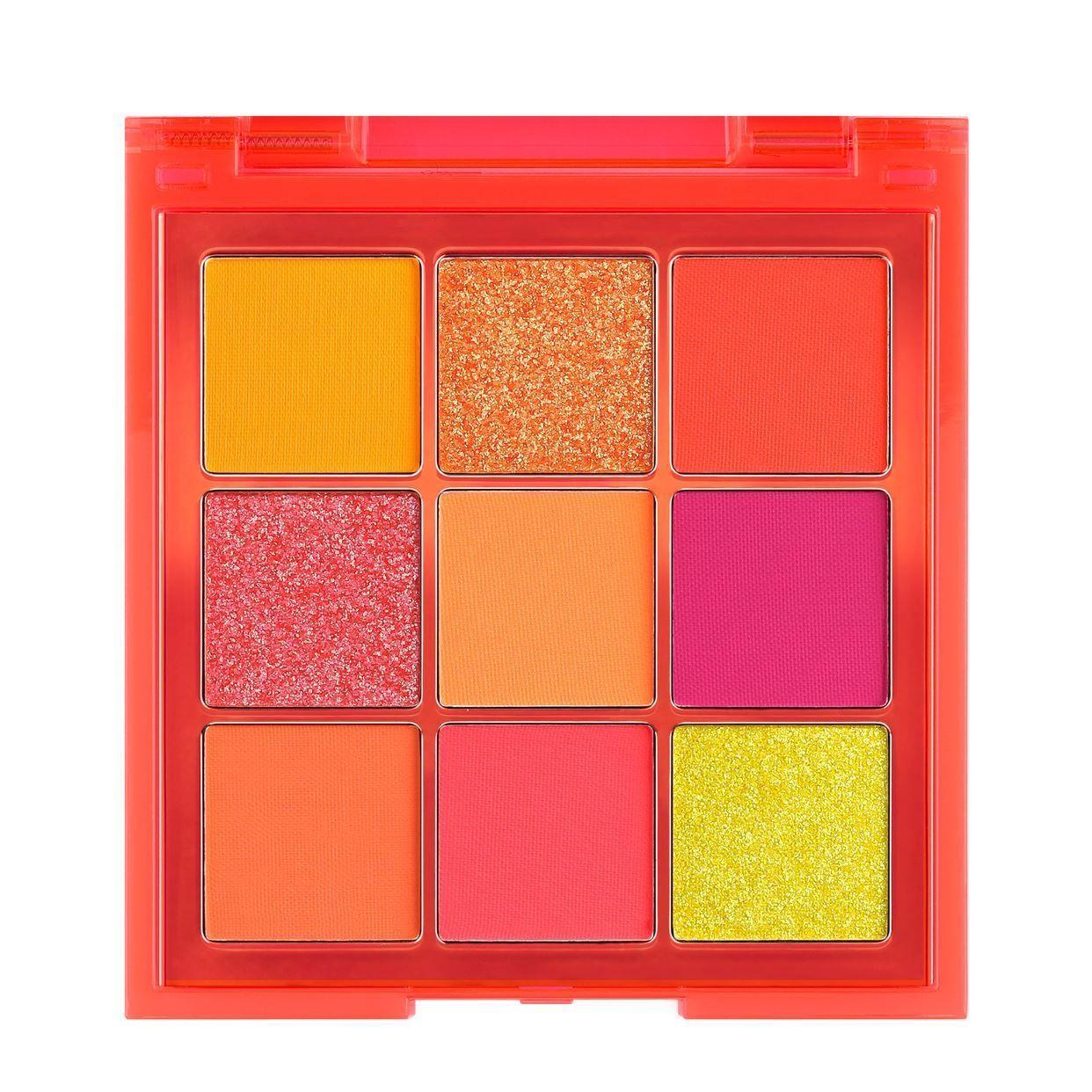 Neon Obsessions Eye Palette - Neon Orange