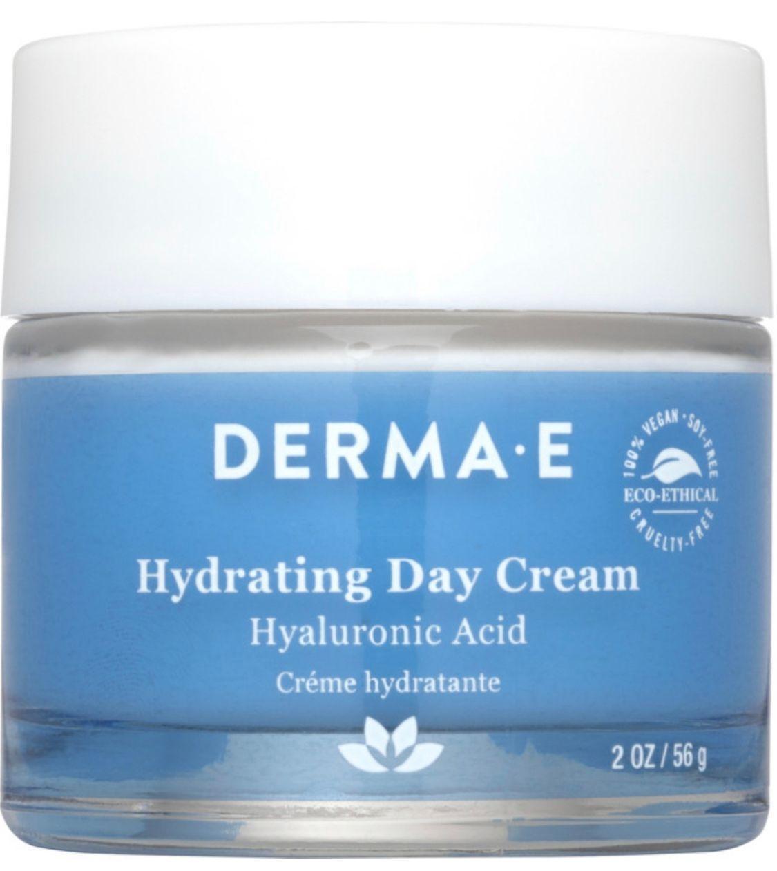 Hydrating Day Cream Hyaluronic Acid & Green Tea