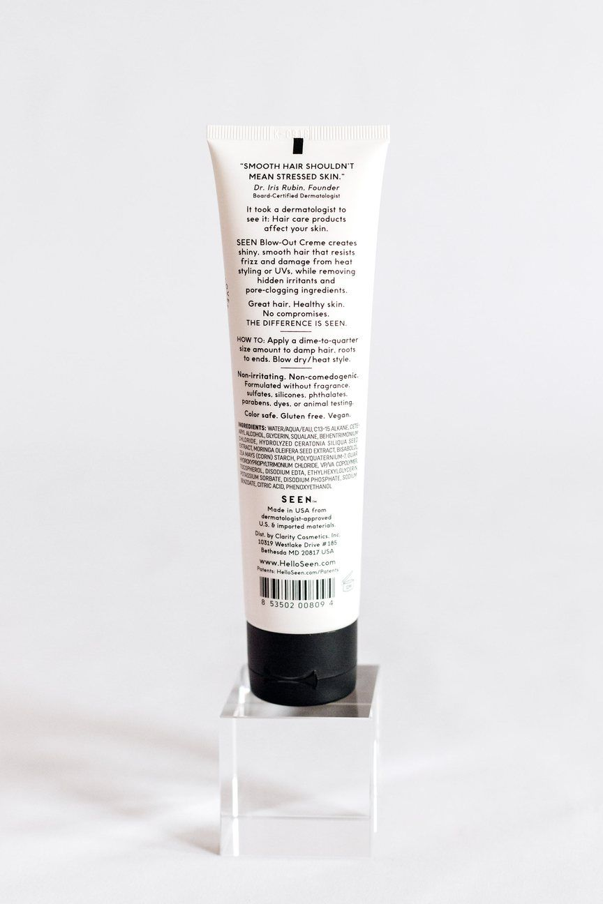 Blow-Out Creme, Fragrance Free
