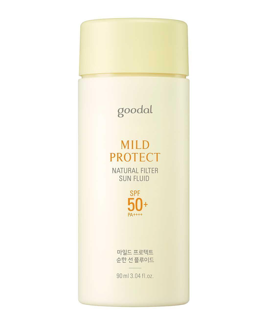 Mild Protect Natural Filter Sun Cream SPF 50 PA+++