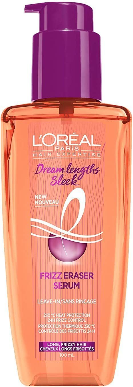 Dream Lengths Sleek Frizz Eraser Serum