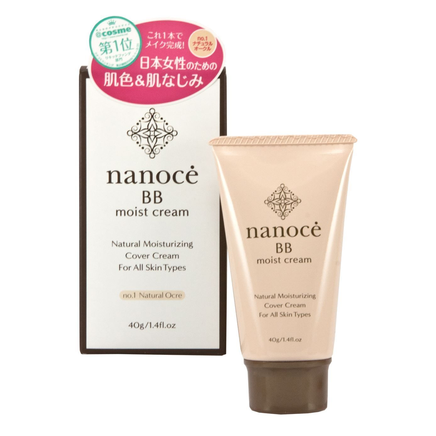 Nanoce BB Moist Cream