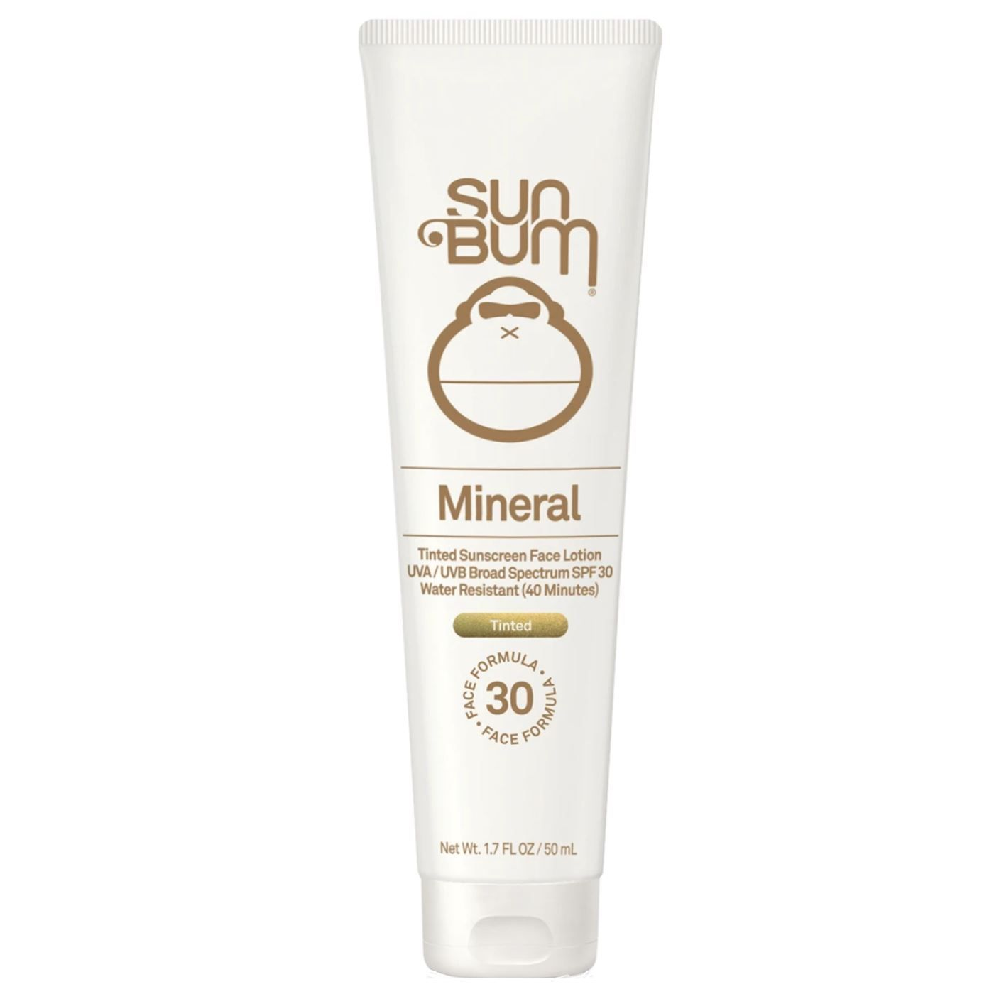 Mineral Tinted Face Sunscreen - SPF 30
