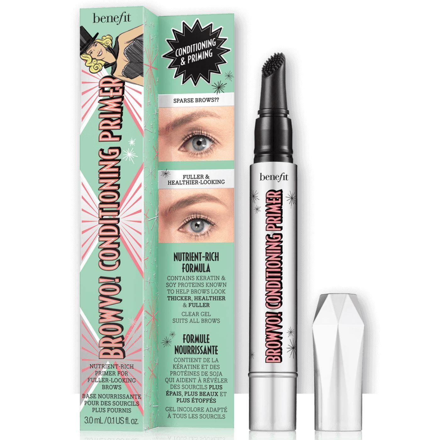 BROWVO! Conditioning Primer Nutrient-Rich Eyebrow Primer