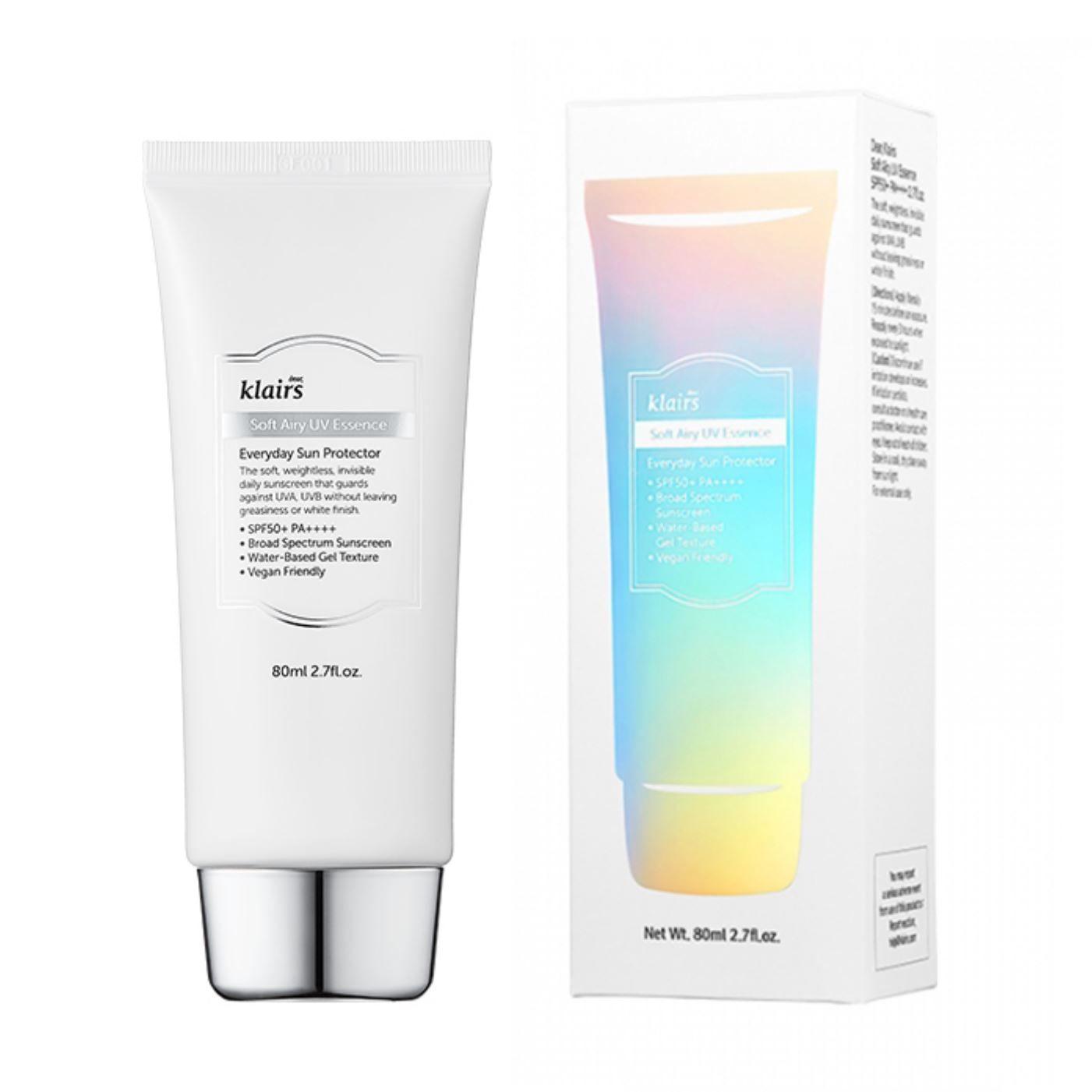 Soft Airy UV Essence SPF 50 PA ++++