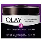 Age Defying Anti-Wrinkle Replenishing Night Cream