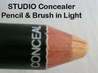 Studio Line Concealer Pencil & Brush