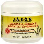 25,000 IU Vitamin E Age Renewal Moisturizing Creme