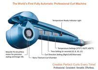 Miracurl Nano Titanium Professional Curl Machine