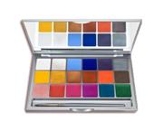 Shimmering Vision Cream Base Eyeshadow Palette