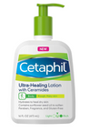 Ultra-Healing Lotion with Ceramides for Dry, Rough, Flaky Skin