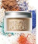 Custom Blend loose Powder