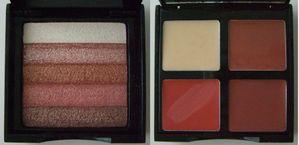 Shimmer Brick and Lip Kit