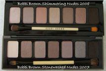 Shimmering Nudes Palette