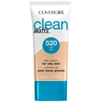 Clean Matte BB Cream for oily skin