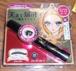 KissMe HEROINE MAKE Impact Frame and Curl Mascara (black)