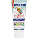 Badger Sport Unscented Broad Spectrum Sunscreen SPF 35