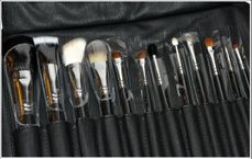 Makeup Professional Brushes Face and Eyes Kit