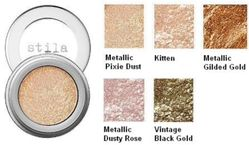 Magnificent Metals Foil Finish Eye Shadow with Primer