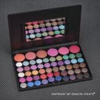 56 Piece Eye Shadow/Blush Palette