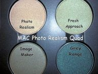 Photo Realism quad Makeup Art Cosmetics Collection