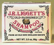 JR Liggett's Old Fashioned Bar Shampoo