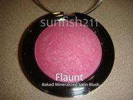 Flaunt (Baked Matte Satin Blush)