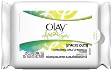 Fresh Effects S'Wipe Out Refreshing Make-up Removal Cloths