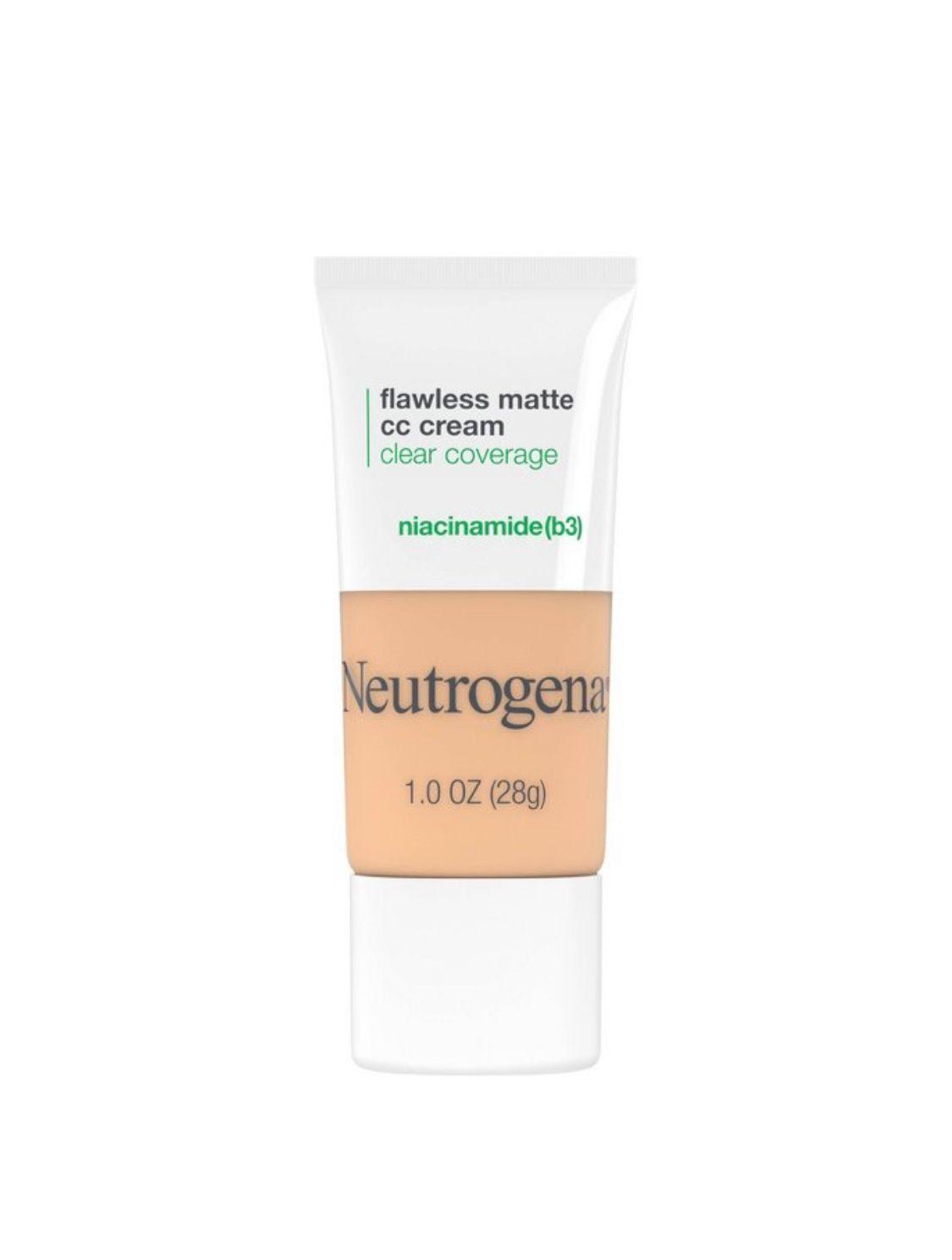 Flawless Matte CC Cream